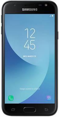 Смартфон Samsung Galaxy J3 (2017) SM-J330F 16ГБ черный (SM-J330FZKDSER)