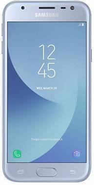 Смартфон Samsung Galaxy J3 (2017) SM-J330F 16ГБ голубой (SM-J330FZSDSER)