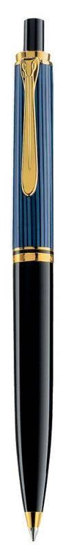 Ручка шариковая Pelikan Souveraen K 400 черный/синий (996843) - фото 1