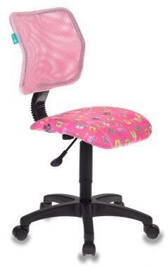 Кресло детское Бюрократ CH-295 / PK / FLIPFLOP_P розовый