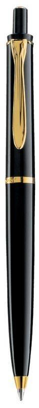 Ручка шариковая Pelikan Elegance Classic K200 черный/позолота (996686) - фото 1