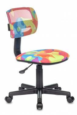 Кресло детское Бюрократ CH-299 / ABSTRACT мультиколор