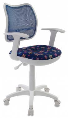 Кресло детское Бюрократ CH-W797 / BL / STAR-BL синий