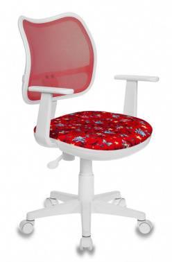 Кресло детское Бюрократ CH-W797 / RD / ANCHOR-RD красный