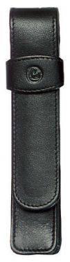 Футляр Pelikan TG11 (PL923409) для 1 ручки черный натур.кожа