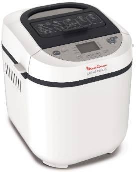 Хлебопечь Moulinex OW250132 белый (7211000077)