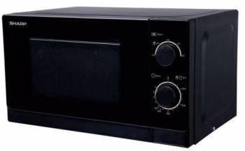 СВЧ-печь Sharp R-2000RK черный