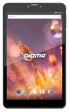 """Планшет 8"""" Digma CITI 8527 4G 16ГБ черный (CS8139ML)"""