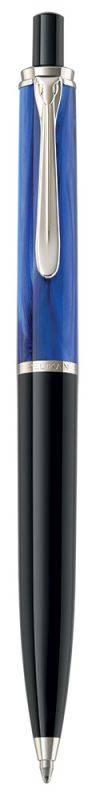 Ручка шариковая Pelikan Elegance Classic K205 Blue-Marbled (801997) - фото 1