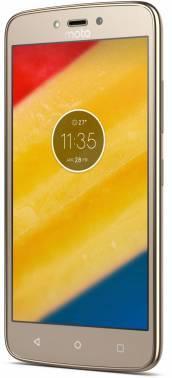 Смартфон Motorola C Plus XT1723 16ГБ золотистый (PA800003RU)