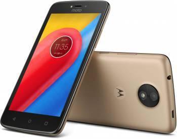 Смартфон Motorola C 4G XT1754 16ГБ золотистый