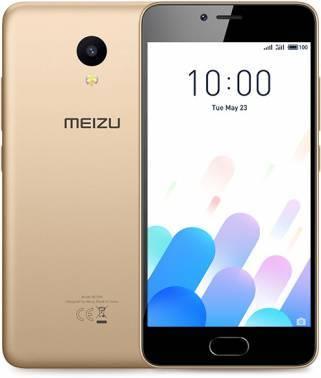 Смартфон Meizu M5c M710H 16ГБ золотистый