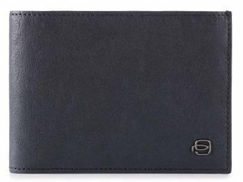 Кошелек мужской Piquadro Black Square PU257B3R / BLU натур.кожа