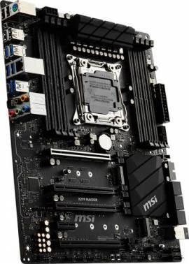Материнская плата MSI X299 RAIDER Soc-2066 ATX