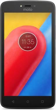 Смартфон Motorola C 3G XT1750 8ГБ черный (PA6J0030RU)
