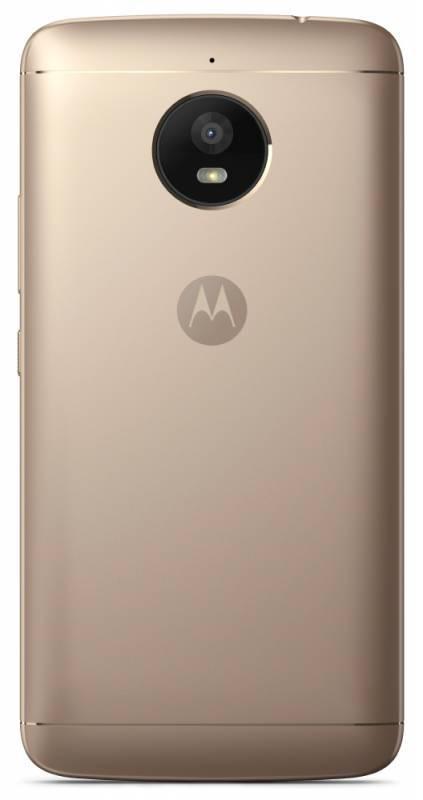 Смартфон Motorola E4 Plus XT1771 16ГБ золотистый (PA700073RU) - фото 2