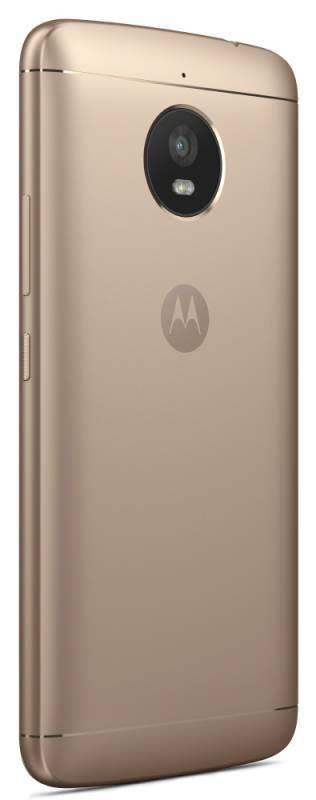 Смартфон Motorola E4 Plus XT1771 16ГБ золотистый (PA700073RU) - фото 4