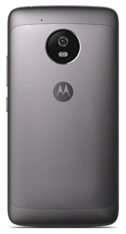 Смартфон Motorola E4 Plus XT1771 16ГБ серый (PA700074RU) - фото 2