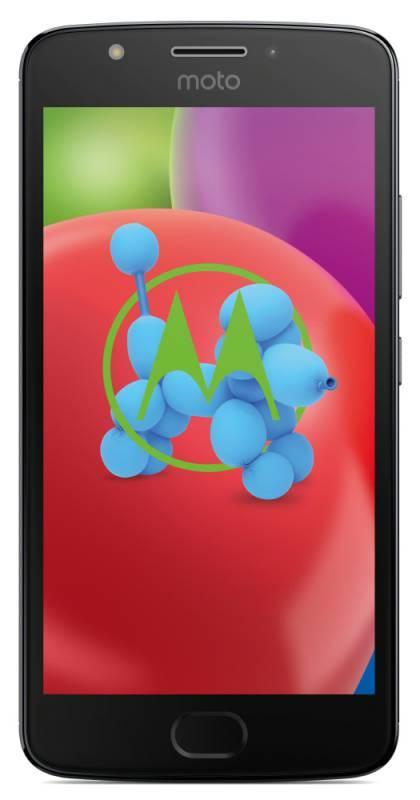 Смартфон Motorola E4 XT1762 16ГБ серый (PA750047RU) - фото 1