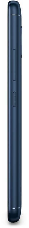 Смартфон Motorola E4 XT1762 16ГБ синий - фото 3