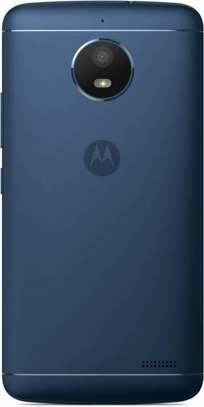 Смартфон Motorola E4 XT1762 16ГБ синий - фото 5