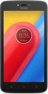 Смартфон Motorola XT1723 C Plus 16ГБ черный