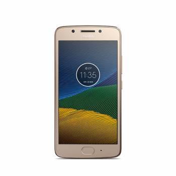 Смартфон Motorola MOTO G5 XT1676 16ГБ золотистый
