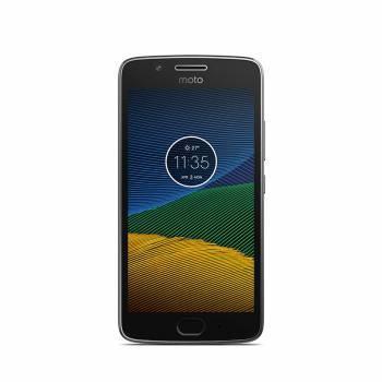 Смартфон Motorola XT1676 MOTO G5 16ГБ серый