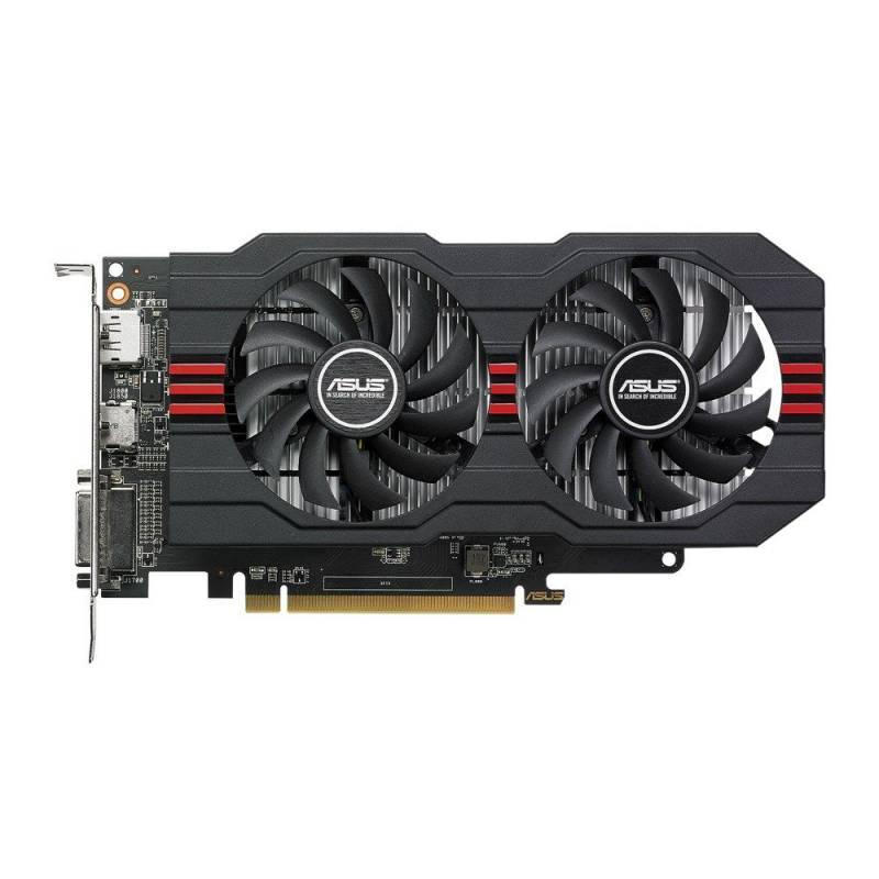 Видеокарта Asus Radeon RX 560 2048 МБ (RX560-O2G) - фото 1