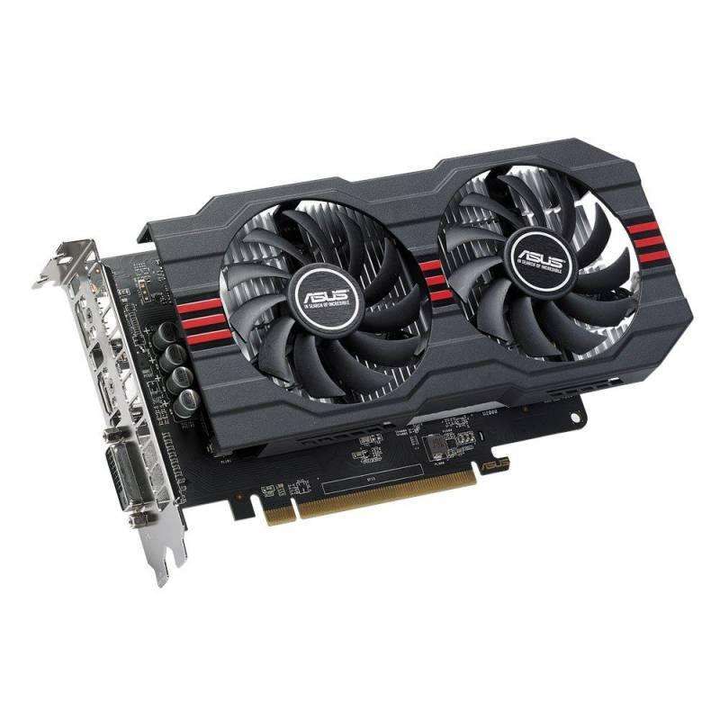 Видеокарта Asus Radeon RX 560 2048 МБ (RX560-O2G) - фото 2