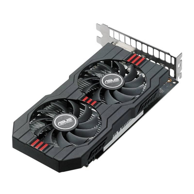 Видеокарта Asus Radeon RX 560 2048 МБ (RX560-O2G) - фото 3