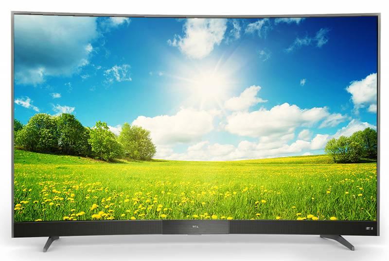"Телевизор LED 49"" TCL L49P3CFS стальной - фото 1"