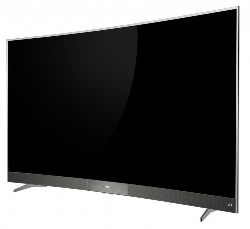 "Телевизор LED 49"" TCL L49P3CFS стальной - фото 2"