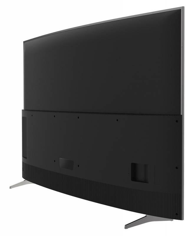 "Телевизор LED 49"" TCL L49P3CFS стальной - фото 5"