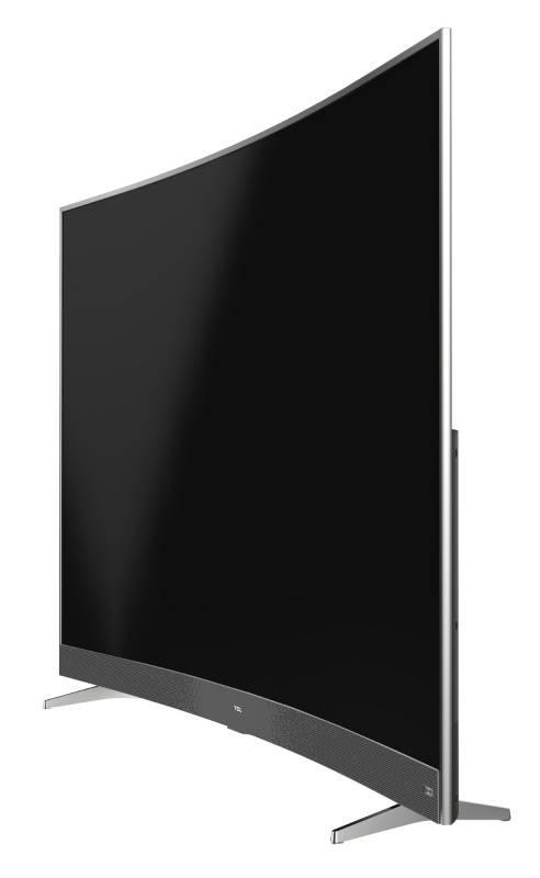 "Телевизор LED 49"" TCL L49P3CFS стальной - фото 7"
