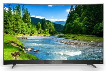 Телевизор LED 55 TCL L55P3CFS стальной