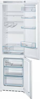 Холодильник Bosch KGV39XW21R белый