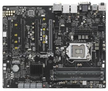 Серверная материнская плата Soc-1151 Asus P10S WS ATX Ret