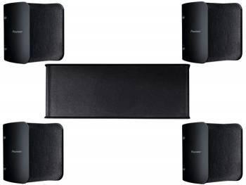 Комплект акустики Pioneer S-11 черный
