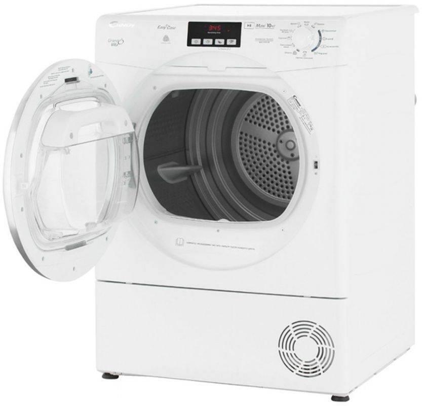 Сушильная машина Candy GVC D1013B-07 белый (31100799) - фото 2