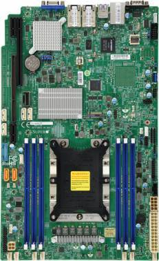 Серверная материнская плата Soc-3647 SuperMicro MBD-X11SPW-TF-O