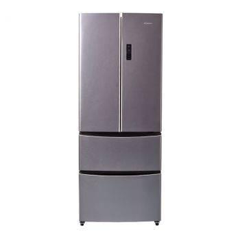 Холодильник Candy CCMN 7182 IXS серебристый (34002115)