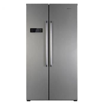 Холодильник Candy CXSN 171 IXH нержавеющая сталь