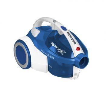 Пылесос Hoover TSBE 2002 011 синий/белый