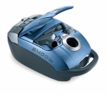 Пылесос Hoover TAT2421 019 голубой