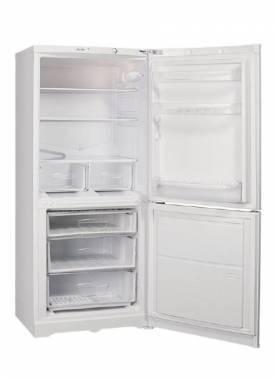 Холодильник Indesit ES 16 белый, двухкамерный, общий объем 299л, размораживание холодильной камеры: ручное, размораживание морозильной камеры: ручное