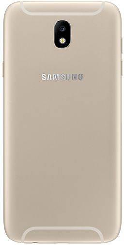 Смартфон Samsung Galaxy J7 (2017) SM-J730 16ГБ золотистый - фото 2