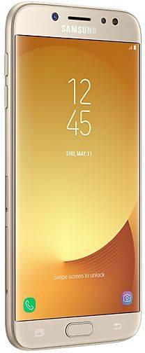 Смартфон Samsung Galaxy J7 (2017) SM-J730 16ГБ золотистый - фото 6