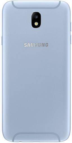 Смартфон Samsung Galaxy J7 (2017) SM-J730 16ГБ голубой (SM-J730FZSNSER) - фото 2