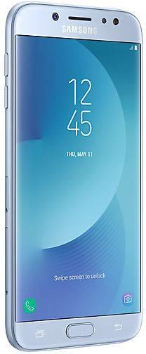 Смартфон Samsung Galaxy J7 (2017) SM-J730 16ГБ голубой (SM-J730FZSNSER) - фото 6